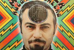 All sizes | Moogo Montenegro | Flickr - Photo Sharing! #cover art #portrait #70s #space #vinyl #moog #hugo montenegro #dynamic
