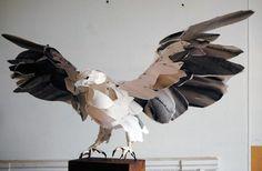 The Design Files #sculpture #paper #decoration