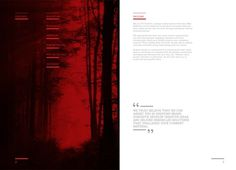 Annual 2012 | Issue One on the Behance Network #creative #print #design #layout #uti