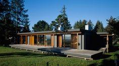 WANKEN - The Blog of Shelby White » Willapa Bay House #washington #wood #architecture