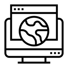See more icon inspiration related to cursor, monitor, screen, ui, seo and web, webpage, electronics, website, working, information, interface, application and computer on Flaticon.