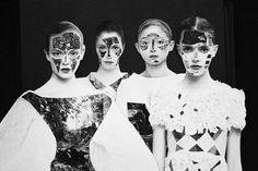 Cut-Out Collages by Meriç Canatan | TrendLand: Fashion Blog & Trend Magazine #fashion #illustration