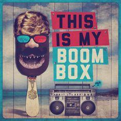 BOOMBOX on Behance