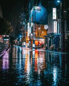Stunning Splendid Street Photos of Tokyo by Yusuke Kubota
