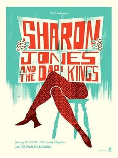 MethaneSharonJones.jpg 356×475 pixels #music #jones #sharon #poster