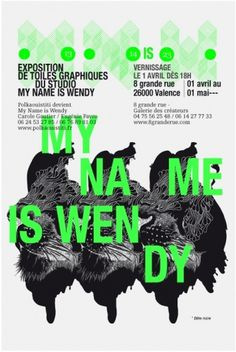 MY NAME IS WENDY #poster