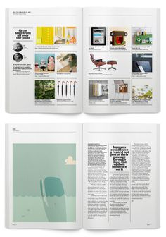 CollectMag2 #layout #spread #magazine