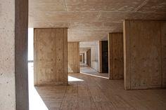 Virginia_Duran_Blog_Kahn and John Salk_Double Wall_ #kahn #salk #architecture #louis #institute