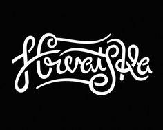 Hrvatska_script_ _large #lettering
