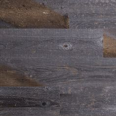 Reclaimed Weathered Wood Stick-em style wall covering