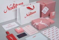 BRANDING THE NOLITAN « #branding #packaging #identity #york #logo #hotel #new