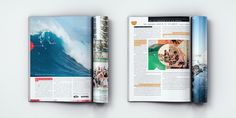 Surfing Magazine Editorial 2012 - Joy Stain