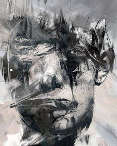 Russ Mills - BOOOOOOOM! - CREATE * INSPIRE * COMMUNITY * ART * DESIGN * MUSIC * FILM * PHOTO * PROJECTS #russ #mills #painting