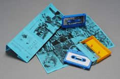 helena_curtens_3 #blue #yellow #cassette