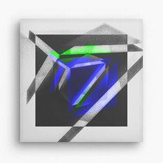 Geometric form / Square #geometry #square #random #barcelona #davidrico #geometryart #illustration