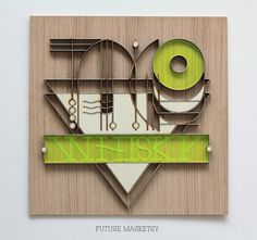 FUTUЯE♦MAЯKETЯY – TANGO WHISKY #wood #design #graphic #typography
