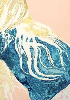 Fredrik Akum | PICDIT #painting #art