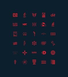 Logos — Iconos on Behance