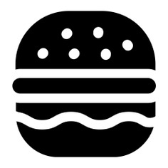 See more icon inspiration related to burger, sandwich, food, food and restaurant, junk food, menu, beef, hamburger and fast food on Flaticon.