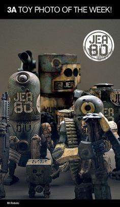 3Avox 5 #ashely #mech #wood #robot