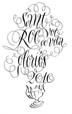 Logos : Oriol Miró #lettering