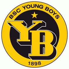 Young Boys Primary Logo () #type #sports #crest #soccer
