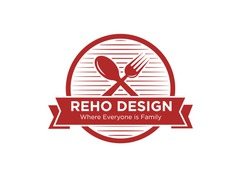 Kitchen Logo company fresh design graphic design create logo design art illustrator design art restaurant branding restaurant colorful design shop logo vector illustration branding minimalist brand and identity brand kitchen