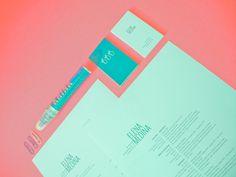 #krink #stationary #branding