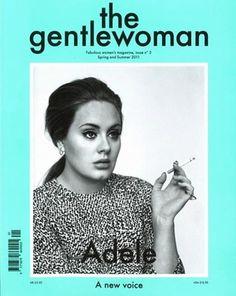 ee466230c81e1ed446659e7a036e248a7223c4bc_m.jpg 382×480 pixels #cover #gentlewoman #adele #magazine