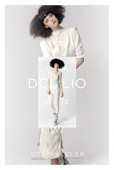 Tim Jarvis » Drew and Sofia #print #photography #identity #minimal #natural #fashion