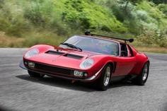 MY FEEDLY: Lamborghini Miura SVR