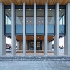 Rigaud City Hall / Affleck de la Riva architects