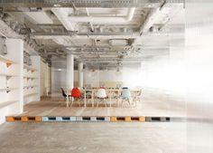 Mozilla Factory by Nosigner #interior #minimalist #minimal