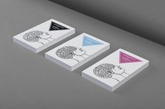 Bunch #print #identity #illustration