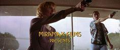 Pulp fiction (1994) Quentin Tarantino - opening credits