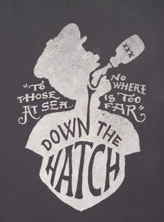 BLOG, THE #down #sailor #design #the #illustration #hatch #typography