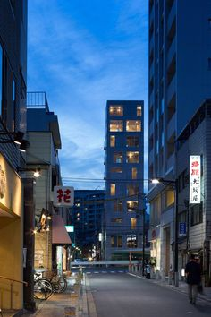Tatsumi Apartment - Hiroyuki Ito Architects 9