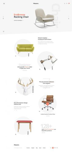 Mazano – Furniture & Decoration