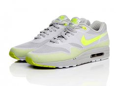 Nike Air Max 1 Hyperfuse Sneakers - All Colorways | Highsnobiety.com #hyperfuse #yellow #nike #sneakers #grey