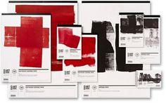 Friday Inspiration 85 | Jared Erickson #black #paint #red #branding