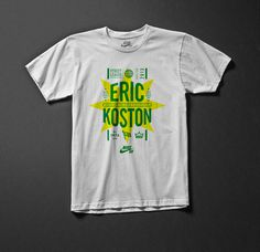 NIKE SB X STREET LEAGUE 2013 GLOBAL TOUR on Behance #shirt #type #tee #typography