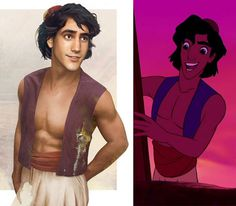 How Disney Princes Would Look Like in Real Life #disney #photoshop