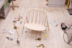 Widen Chair by etc.etc.