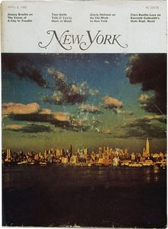 Mark Porter » Blog Archive » The man who invented New York