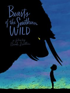 Beasts of the Southern Wild Poster for Aperture Cinema #illustration #movie #poster