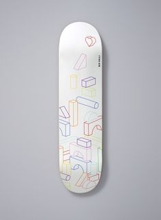 Manual Creative: High-res Special | September Industry #illustration #shapes #skateboard