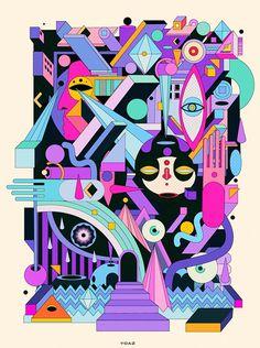 Geometric by Yo Az