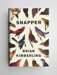Snapper book cover #book cover #jason booher #snapper