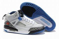 Nike Air Jordan 3.5 Retro White/Black/Grey Men's #shoes