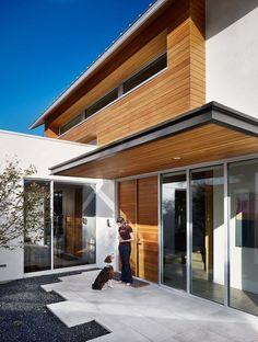 Inspiring Custom Home Designed by Chioco Design for a Family of Four 2